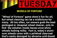 Tip Tuesday & What's Up Wednesday in Pensacola, FL / Bobby Likis shares a Tip every Tuesday and an Automotive News Flash every Wednesday!  Sometimes technical and sometimes for the DIYer.  Straight from the Center of the Automotive Universe at Bobby Likis Car Clinic Service in Pensacola, FL  || www.CarClinicService.com