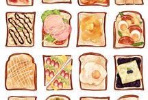 食べ物 オノマトペ