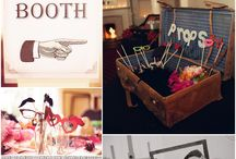 Photobooth Ideas / Ideas para decorar tu photobooth. www.guisky.cl