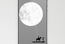 iphone skin / avalaible at society6.com. also avalaible as a print. / by Helmi Himawan