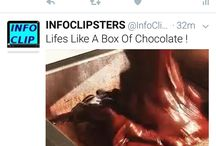 Lifes Like A Box Of Chocolate / Film