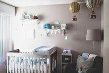 decoracion - cuarto bebe