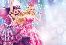 Barbie rokowania kszężniczka