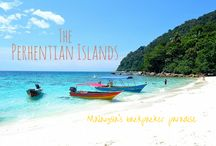 First time in Perhentian Islands