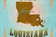 Louisiana Rocks!  / Louisiana Goodies!