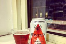 Red Ales on Window Sills