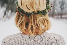 Holiday Beauty / Get ready for the season with our holiday inspiration board