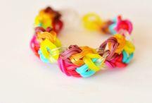 Rainbow Loomin' / by Pamela Zarate