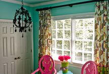 Colorful Stylish Rooms