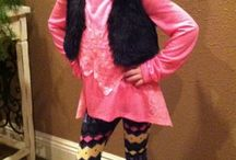 6 year old girl outfits