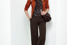 Office Wear / Clothes inspirations for what to wear to work.  / by Sandra Proudman