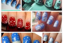 nail designs / by Becky Bernasek-Firszt