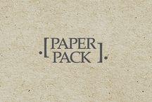 Papéis - impressos, texturizados