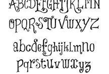 Arty - Fonts