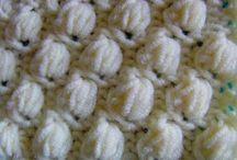 Louisa - pekné vzory na pletenie
