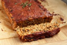 Lentil meatloaf