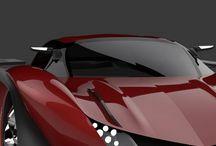 Dreams of horsepower  / Cars and dreams