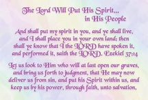 Bible Verses and Prayers / by Aunt Ritz
