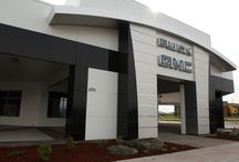 Our Commercial Buildings / These are commercial buildings that we have designed!