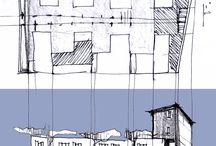 Borgo sostenibile di Figino, Milano / Concorso internazionale di progettazione di housing sociale, un borgo sostenibile, Figino, Milano Milano, 2009