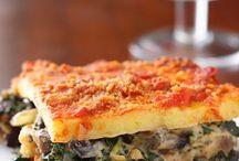Plant-Based Pasta, Lasagna
