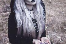 Goth stuff