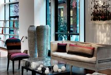 NYC: SoHo Boutique Hotels / Explore New York City's vibrant Soho neighborhood and plan your stay at one of Tablet's boutique hotels.
