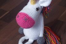 Animaux crochet