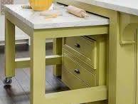 kitchen utility bench