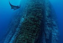 Favorite Diving Destinations