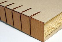 Bookbinding / Non adhesive bindings.