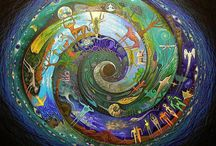 Great Spirals of Life