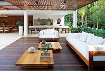 Awesome outdoor space and furniture