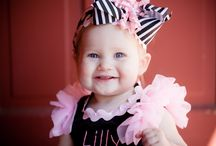 Lilly / 1st Birthday Photo-shoot @ Chestnut Square Historic Village McKinney, Texas