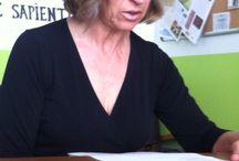 I CONCURSO DE LECTURA EN PÚBLICO / Concurso de lectura en público Centro de Adultos de Cáceres Organizado por la biblioteca