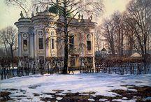 |My PAINTING | Serg Ulyanovsky | Сергей Ульяновский