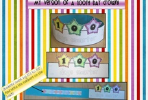 100th day of school activities / by Tammy Higginbotham