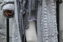Winter cozy clothes