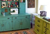 Craft Room / by Genevieve Turnbull