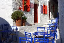 Places ive been / Amorgos