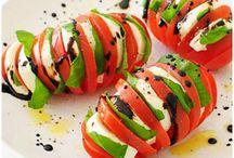 Recetas con tomates