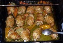 Finom husik (delicious meat)