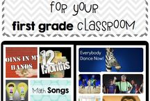 Songs first grade