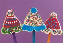 Cookie Pops and more / by Leandra Perdomo