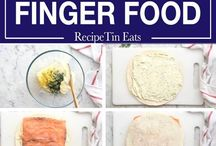 finger foods & small plates