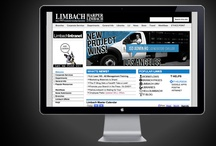 Web Design Inspiration / Design inspiration for web design projects.