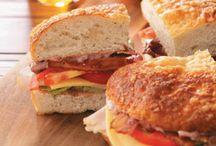 sandwich / by Rhonda Thomas