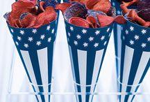 Patriotic Holidays / by Meda Branwell