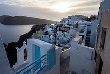 Majestic Santorini / Nothing comes close to Santorini in terms of natural magnificence, island mystique and an inexplicable energy. http://goo.gl/rbUIaR