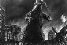 Godzilla / by Rindge Leaphart